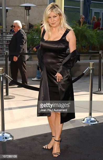 Jennifer Coolidge during Lemony Snicket's A Series of Unfortunate Events Los Angeles Premiere Arrivals at Cinerama Dome in Hollywood California...
