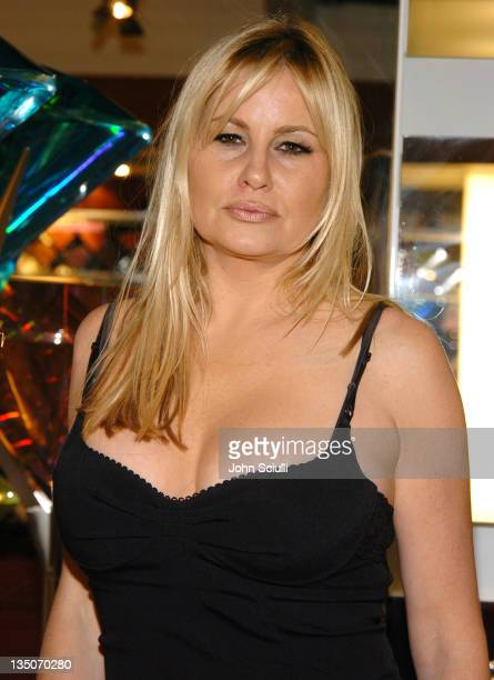Jennifer Coolidge during MAC MakeUp Party Hosted by Jennifer Coolidge at MAC Pro Store in Los Angeles California United States
