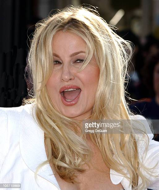 Jennifer Coolidge during Robots Los Angeles Premiere Arrivals at Mann Village Theatre in Westwood California United States