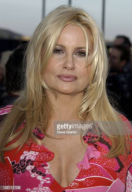 Jennifer Coolidge during The 14th Annual GLAAD Media Awards Los Angeles VIP Reception at Kodak Theatre in Hollywood California United States