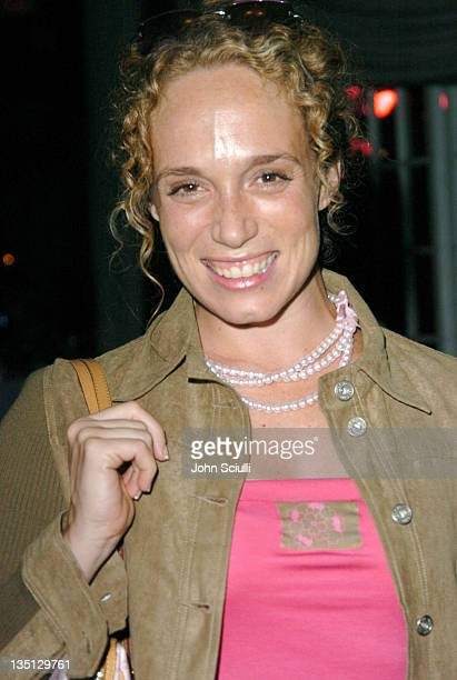 Jennifer Copping during 2004 Toronto International Film Festival CIBC Presents The Cirque Du Soleil Party at Liberty Grant in Toronto Ontario Canada