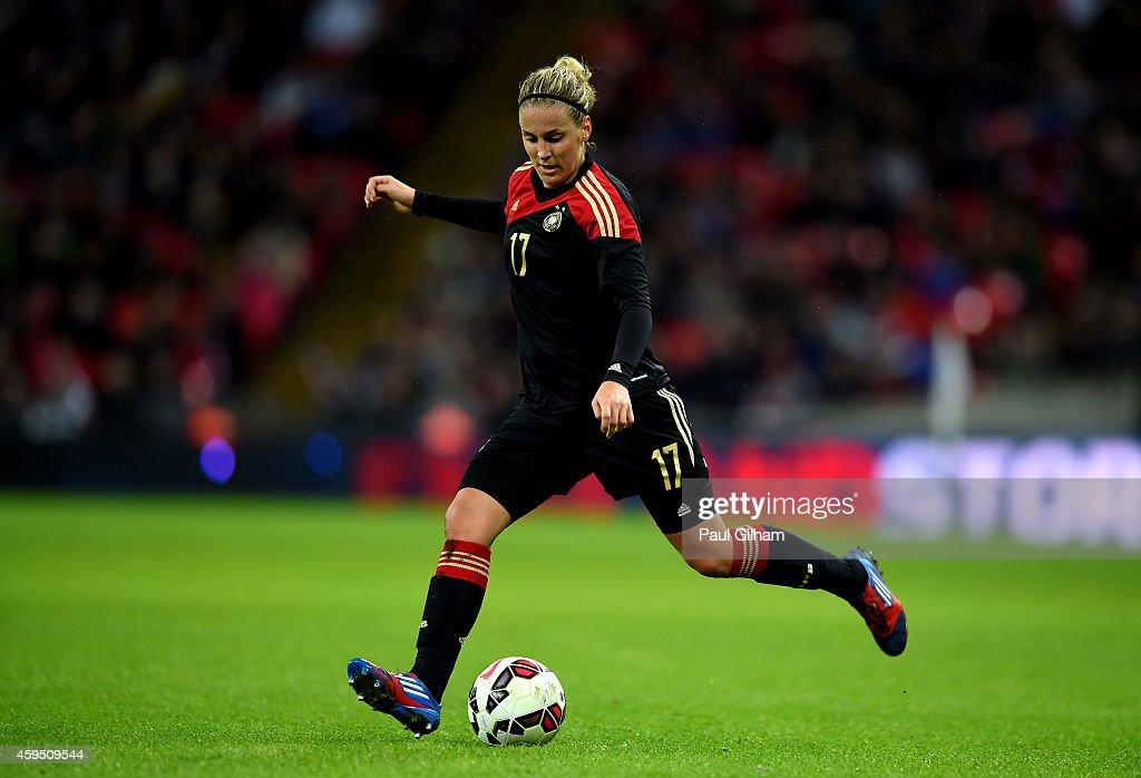 England v Germany - Women's International Friendly
