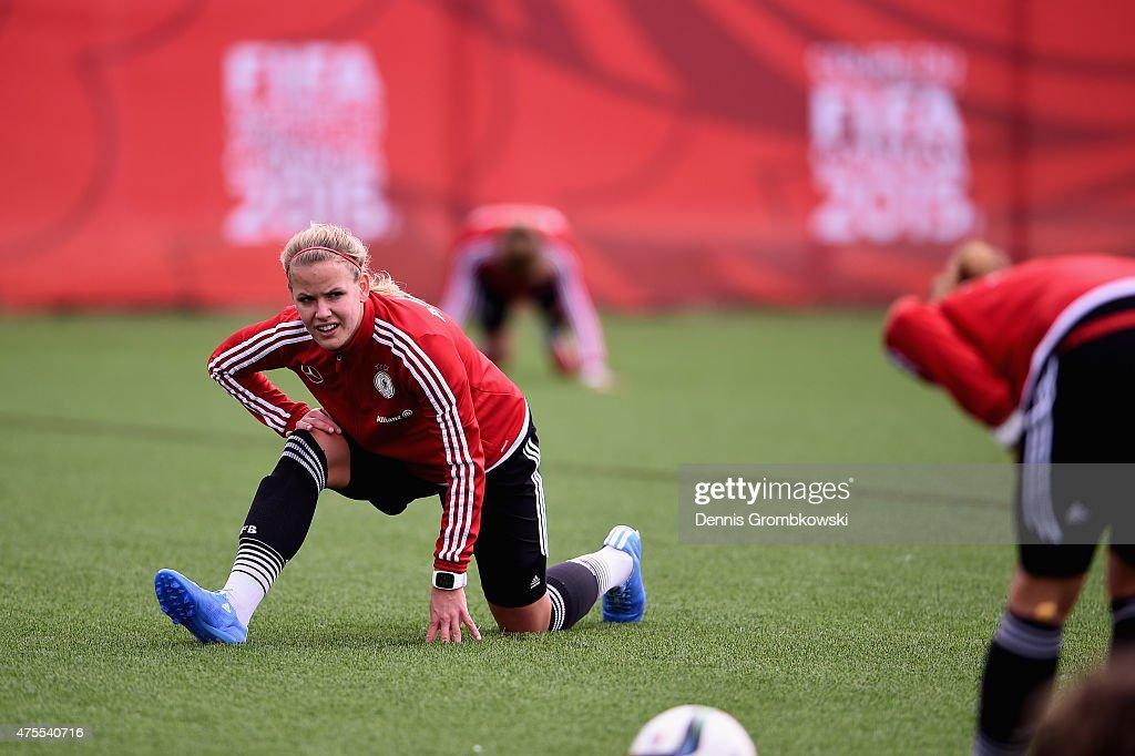 Germany Training - FIFA Women's World Cup 2015