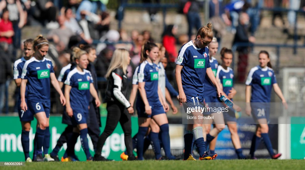 Turbine Potsdam v VfL Wolfsburg - Allianz Women's Bundesliga