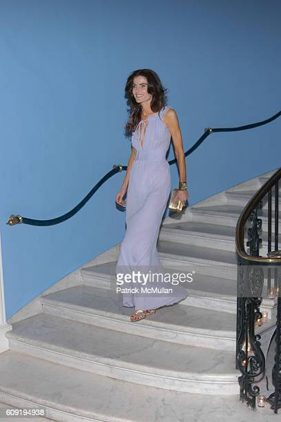 Jennifer Creel attends Museum of the City of New York Director's Council Winter Ball at Museum of the City of New York on February 27 2007 in New...
