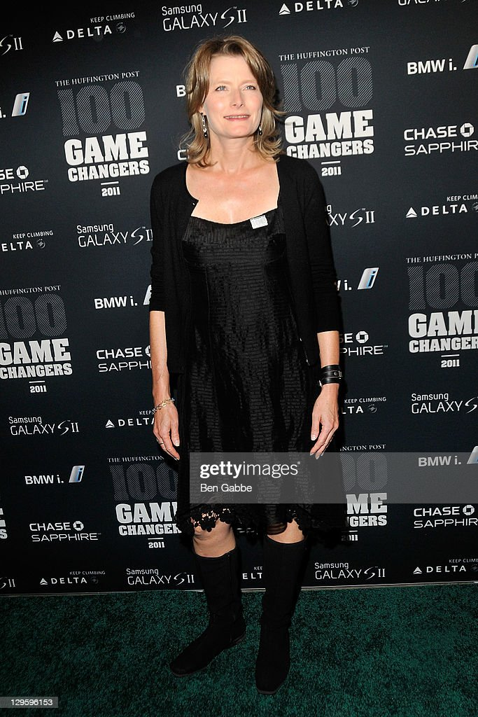 2011 The Huffington Post Game Changers Awards : News Photo