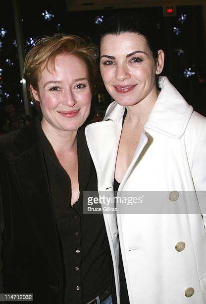Jennifer Ehle and Julianna Margulies both starred in Paradise Road Together