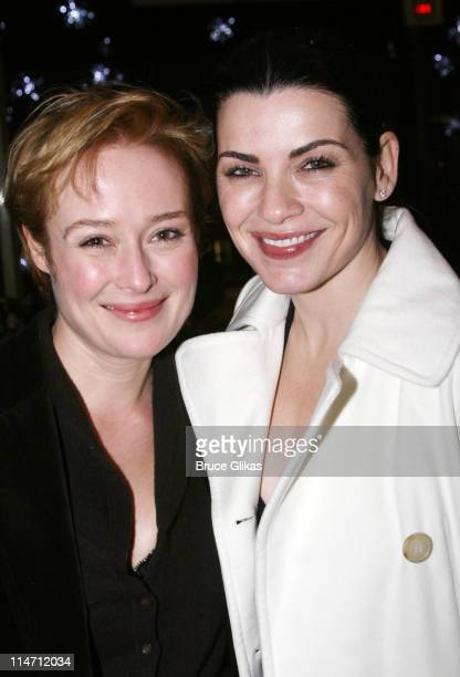 """Jennifer Ehle and Julianna Margulies, both starred in """"Paradise Road"""" Together"""