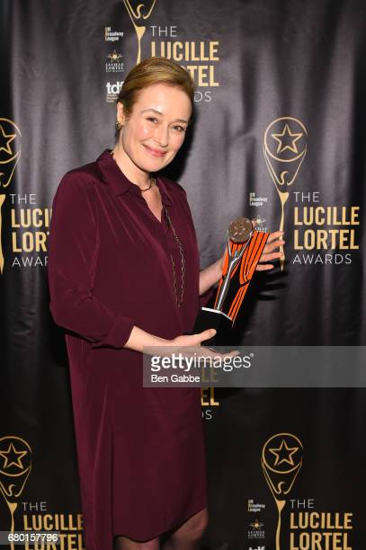 Jennifer Ehle attends 32nd Annual Lucille Lortel Awards at NYU Skirball Center on May 7 2017 in New York City