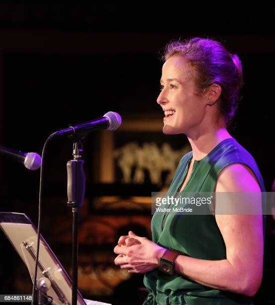 Jennifer Ehle during the 2017 New York Drama Critics' Circle Awards Reception at Feinstein's/54 Below on May 18 2017 in New York City