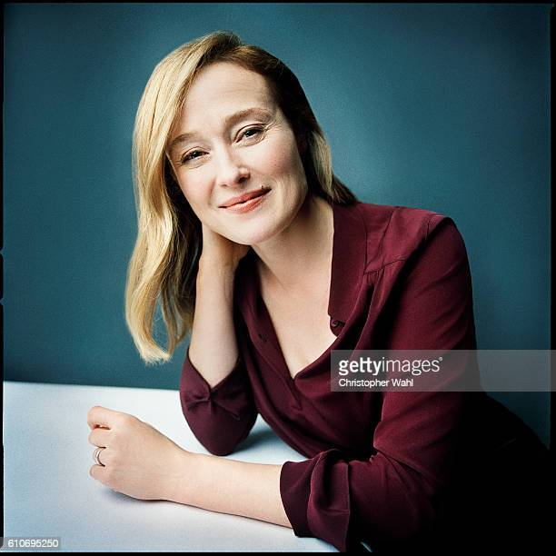 Jennifer Ehle is photographed for The Globe and Mail on September 12 2016 in Los Angeles California
