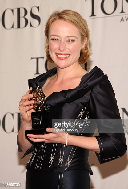 """Jennifer Ehle, winner Featured Actress for """"The Coast of Utopia"""""""