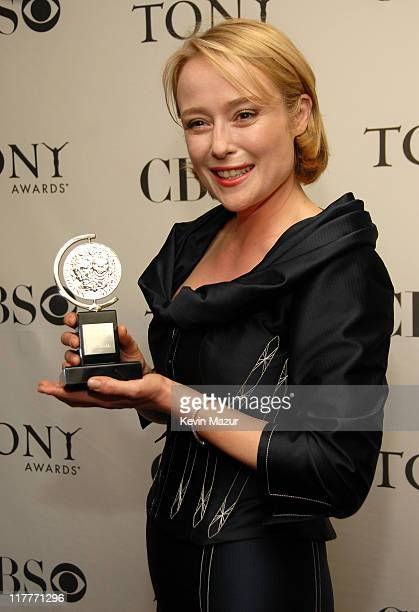 """Jennifer Ehle, winner Featured Actress for """"The Coast of Utopia"""" *EXCLUSIVE*"""