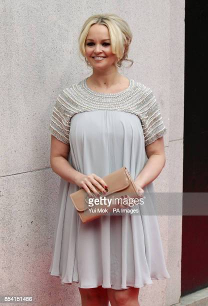 Jennifer Ellison arriving for the Tesco Mum of the Year Awards at The Savoy hotel in central London