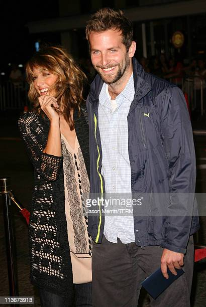 Jennifer Esposito and Bradley Cooper during Babel Los Angeles Premiere Arrivals at Mann Village in Westwood California United States