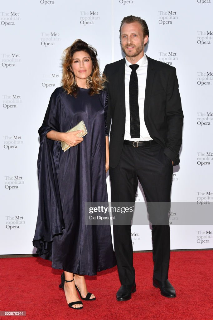 2017 Metropolitan Opera Opening Night : News Photo