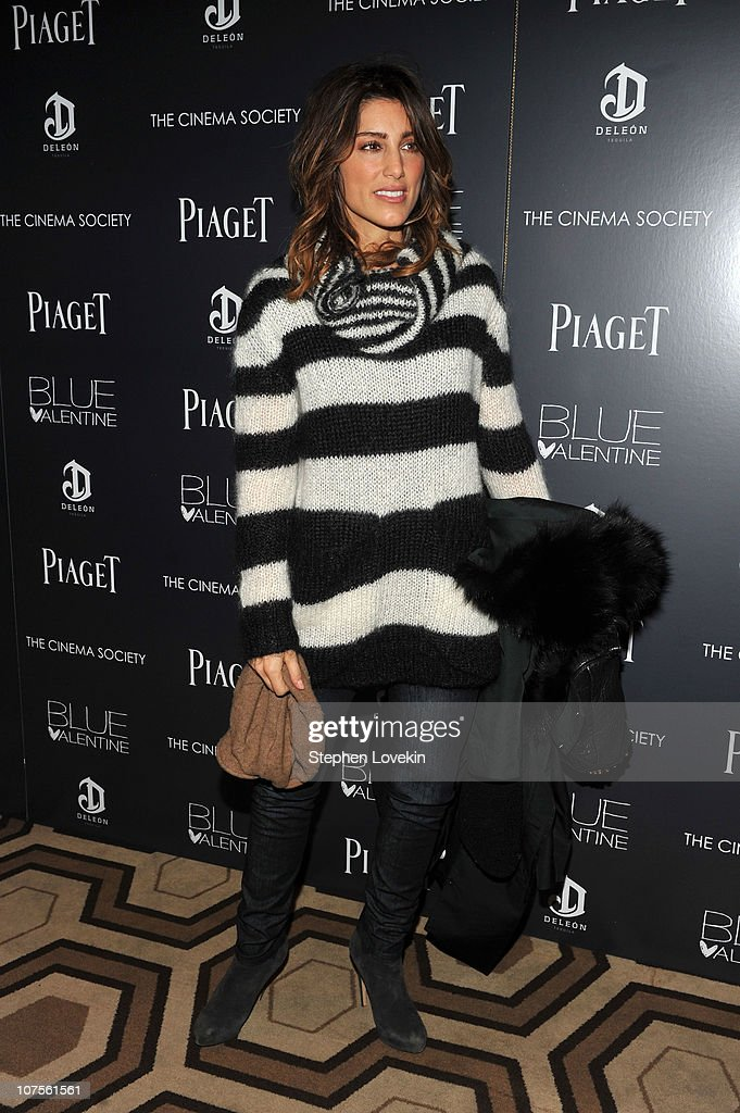 """The Cinema Society & Piaget Host A Screening Of """"Blue Valentine"""" - Arrivals : News Photo"""