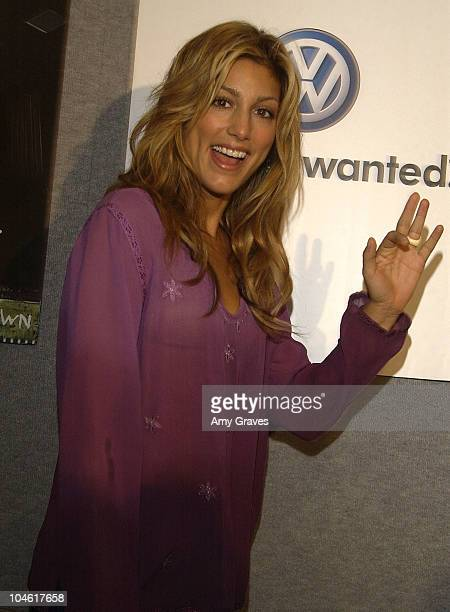 Jennifer Esposito during 2002 Toronto Film Festival Welcome to Collinwood Press Conference at Four Seasons in Toronto Ontario Canada