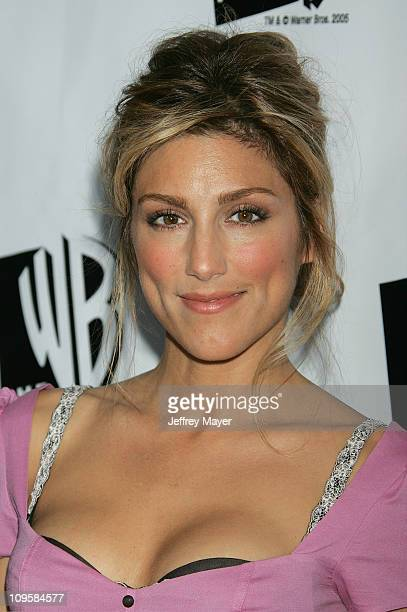 Jennifer Esposito during 2005 WB Network's All Star Celebration Arrivals at The Cabana Club in Hollywood California United States