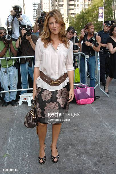Jennifer Esposito during 2007 ABC Network UpFront at Lincoln Center in New York City New York United States