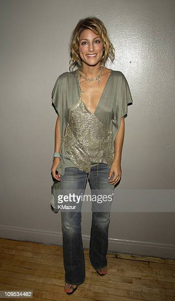 Jennifer Esposito during City By The Sea Premiere AfterParty at SPA at SPA in New York City New York United States