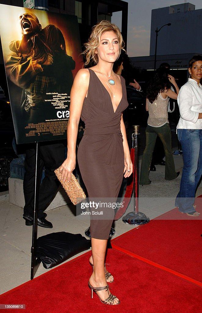 Crash Los Angeles Premiere - Red Carpet : News Photo