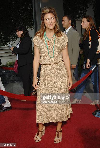 Jennifer Esposito during Hustle Flow Los Angeles Premiere Arrivals at Cinerma Dome in Los Angeles California United States