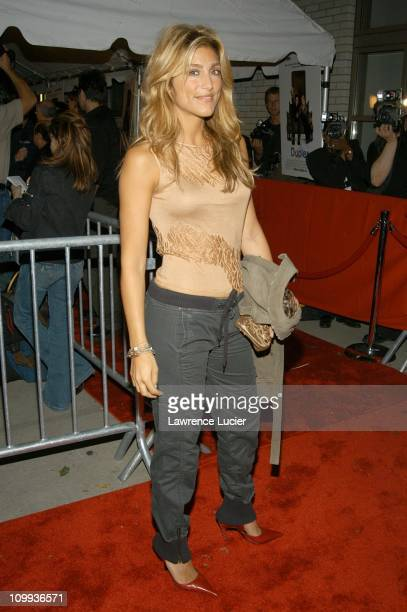 Jennifer Esposito during New York Premiere of Duplex at The Beekman Theatre in New York City New York United States