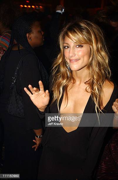 Jennifer Esposito during P Diddy and Guy Oseary Host Their PostVMA Party at Cipriani's Presented by RBK at Cipriani's in New York City New York...