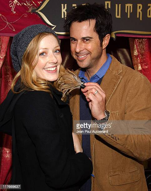 Jennifer Finnigan and Jonathan Silverman at Kama Sutra Photo by JeanPaul Aussenard/WireImage for Silver Spoon