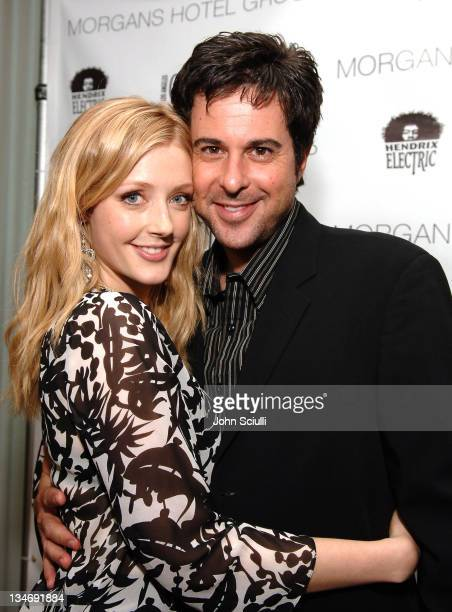 Jennifer Finnigan and Jonathan Silverman during Los Angeles Confidential Magazine's PreOscar Party in Association with Hendrix Electric and The...
