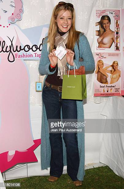 Jennifer Finnigan at Hollywood Fashion Tape during Silver Spoon PreGolden Globe Hollywood Buffet Day 1 at Private Residence in Los Angeles California...