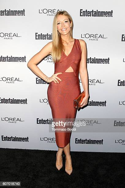 Jennifer Finnigan attends the Entertainment Weekly's 2016 PreEmmy Party held at Nightingale Plaza on September 16 2016 in Los Angeles California