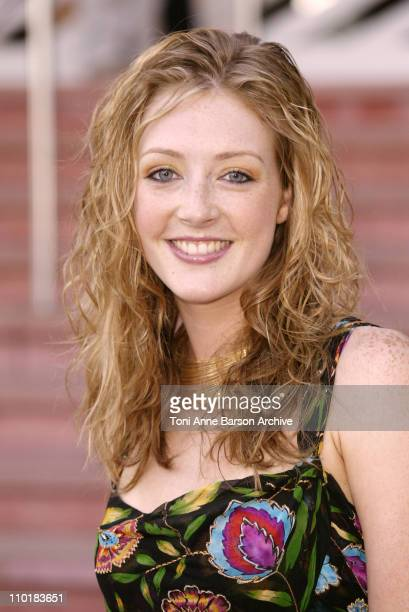 Jennifer Finnigan during 2003 Monte Carlo Television Festival Independence Day Party at Monte Carlo Beach Hotel in Monte Carlo Monaco