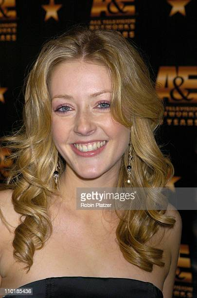 Jennifer Finnigan during A E Televisions 20th Anniversary Celebration at Mandarin Oriental Hotel in New York City New York United States