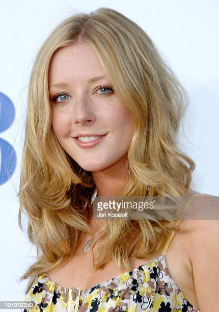 Jennifer Finnigan during CBS 2006 TCA Summer Press Tour Party at Rosebowl in Pasadena California United States