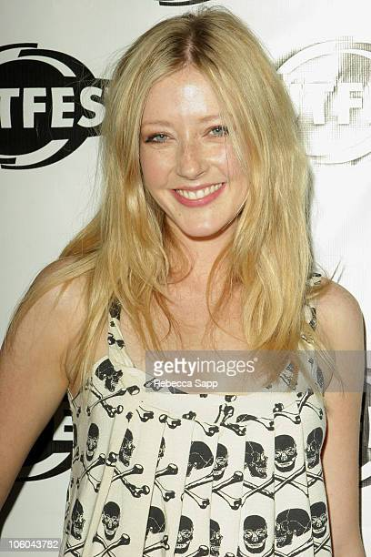 Jennifer Finnigan during Coffee Date Los Angeles Premiere at Outfest at DGA Theater in Los Angeles California United States