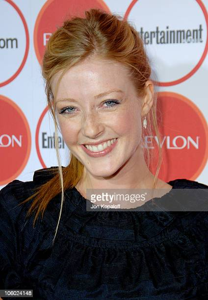 Jennifer Finnigan during Entertainment Weekly's 4th Annual Pre-Emmy Party at Republic in West Hollywood, California, United States.