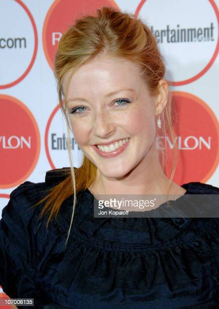 Jennifer Finnigan during Entertainment Weekly's 4th Annual PreEmmy Party at Republic in West Hollywood California United States