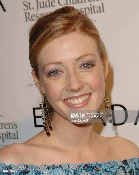 Jennifer Finnigan during Escada's 2006 Spring/Summer Collection Launch to Benefit St. Jude Children's Research Hospital at Meson G in Los Angeles,...