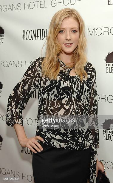 Jennifer Finnigan during Los Angeles Confidential Magazine's PreOscar Party in Association with Hendrix Electric and The Morgan's Hotel Group Red...