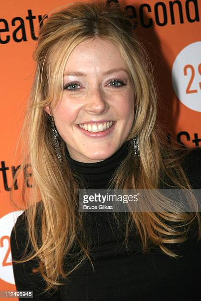"""Jennifer Finnigan during """"Privilege"""" Off-Broadway Opening Night - Arrivals at Second Stage Theater in New York City, New York, United States."""