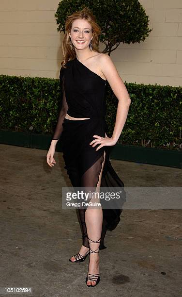Jennifer Finnigan during Soapnet Presents The Soap Opera Digest Awards Arrivals at ABC Prospect Studios in Los Angeles California United States