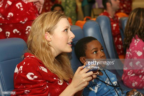 Jennifer Finnigan during The Children's Place Pajama Party to Benefit the AZ CA NV Chapter of Starlight Starbright Children's Foundation at Embassy...