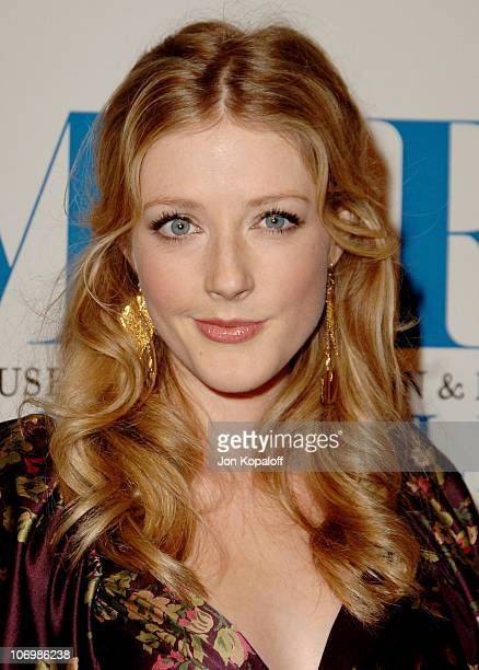 Jennifer Finnigan during The Museum of Television & Radio Honors Leslie Moonves and Jerry Bruckheimer - Arrivals at Beverly Wilshire Hotel in Beverly...