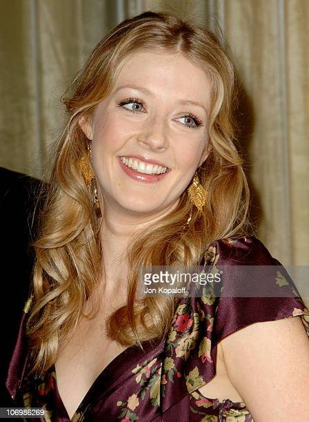 Jennifer Finnigan during The Museum of Television Radio Honors Leslie Moonves and Jerry Bruckheimer Arrivals at Beverly Wilshire Hotel in Beverly...