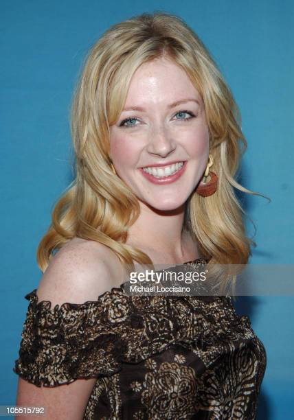 """Jennifer Finnigan, Starring in """"Close To Home"""" during 2005/2006 CBS Prime Time UpFront at Tavern on the Green - Central Park in New York City, New..."""