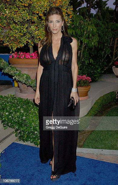Jennifer Flavin during Center Dance Arts' Pool Party Sponsored By Yves Saint Laurent Arrivals at Beverly Hills Hotel in Beverly Hills California...