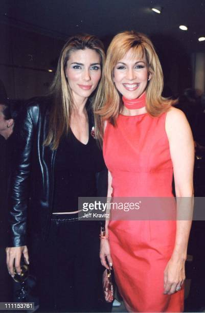 Jennifer Flavin Leeza Gibbons during Heart of a Child foundation fundraiser at St John Boutiques Beverly Hills in Beverly Hills California United...
