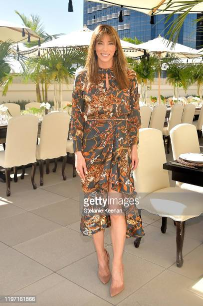 Jennifer Flavin Stallone attends Academy Museum of Motion Pictures Luminaries Luncheon Supported by JP Morgan Chase & Co at Academy Museum of Motion...